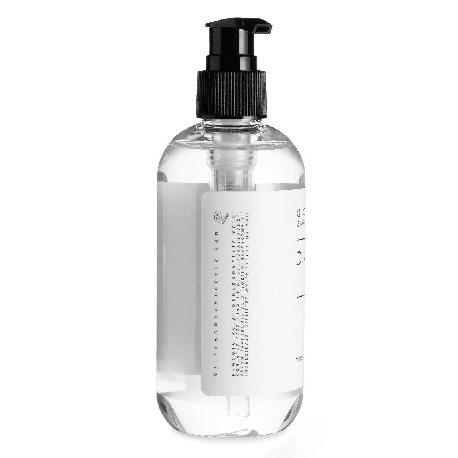 Pure Hyaluronic Anti-Aging Wrinkle 8oz