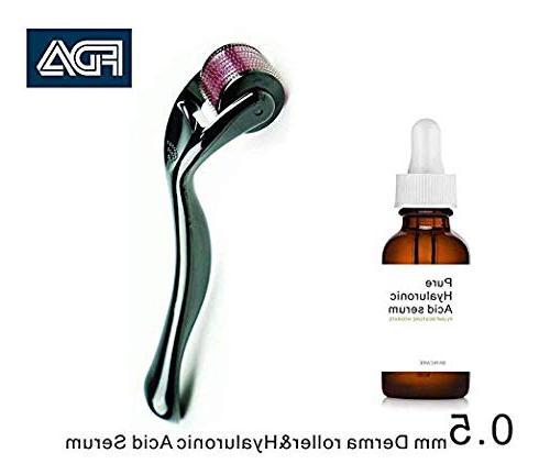 pure hyaluronic acid serum skin care facial