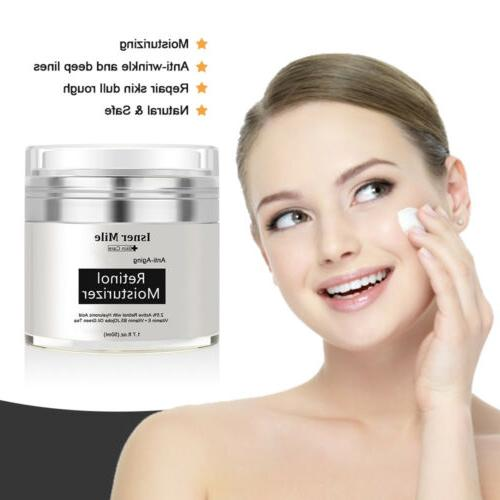 2Pcs PURE VITAMIN A Anti Aging Wrinkles Acnes US