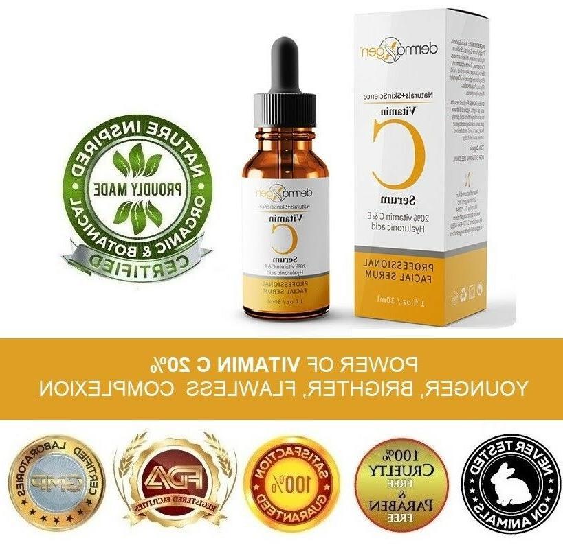 dermaXgen® 20%+ Acid Anti-Wrinkle