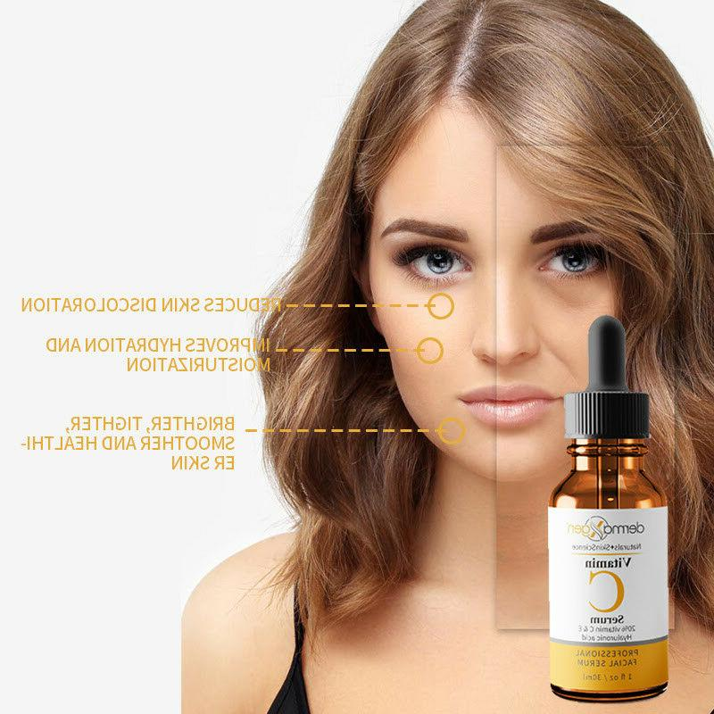 dermaXgen® 20%+ E + Hyaluronic Acid BEST Anti-Wrinkle