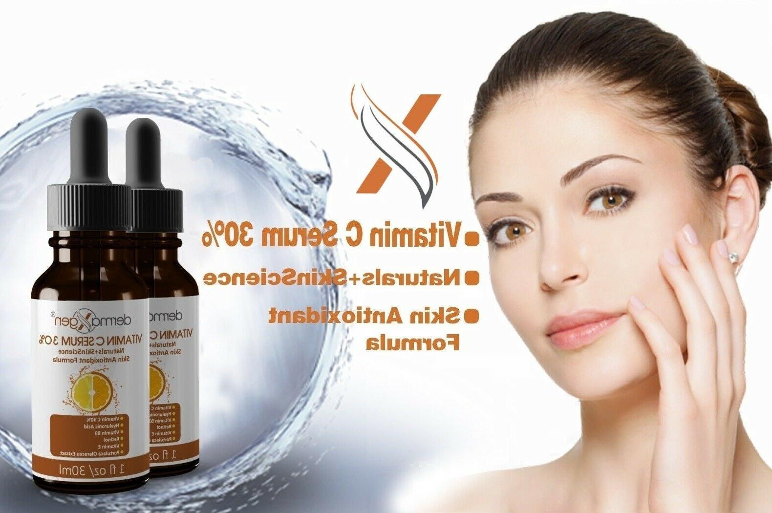 dermaXgen® Pure Vitamin Acid Antioxidant