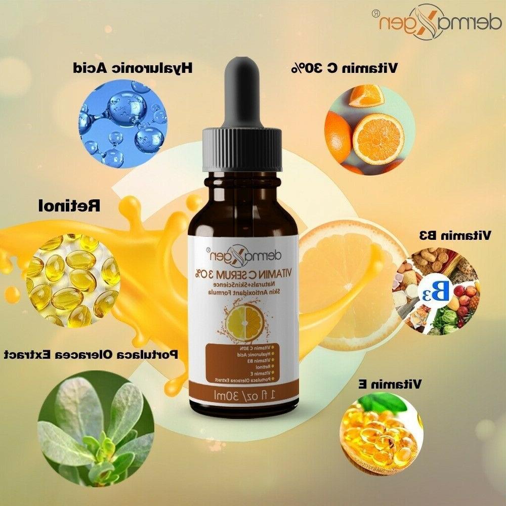 dermaXgen® Vitamin 30% + Acid