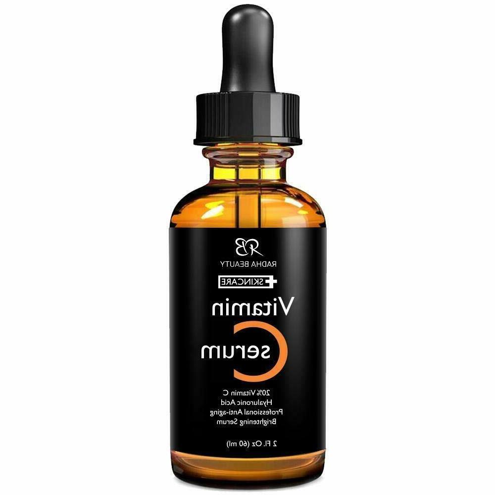 vitamin c serum for face huge 2oz