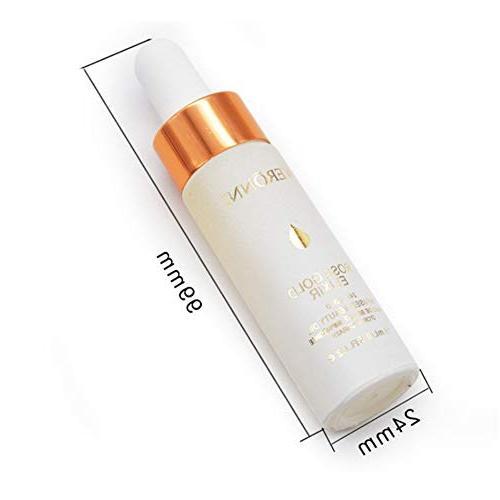 Rose Gold Elixir, 24 Oil Moisturizing Lip Face, Restore Dry Glossy