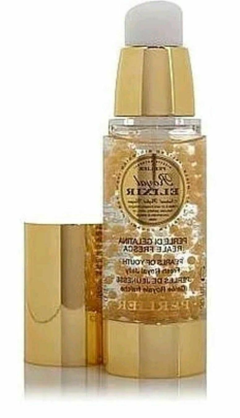 Perlier Royal Elixir Pearls of Youth Face Serum with Royal J