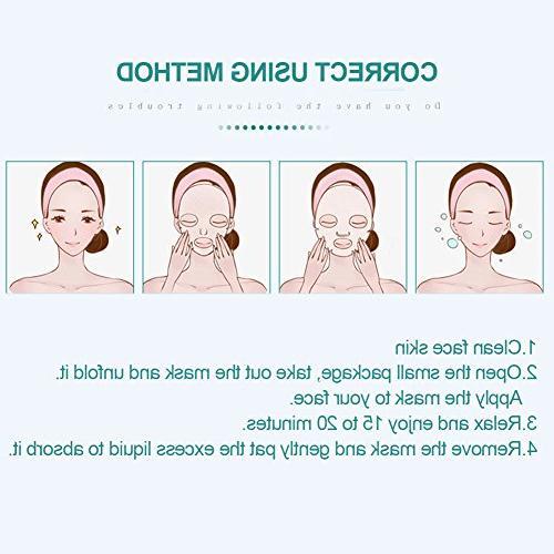 Seaweed Natural Extract Mass, Moisturizing Permanent Serum Skin Care
