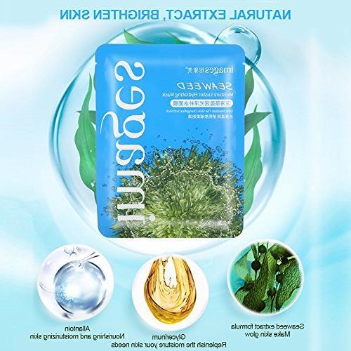 Seaweed Mass, Serum Mask Sheet Skin