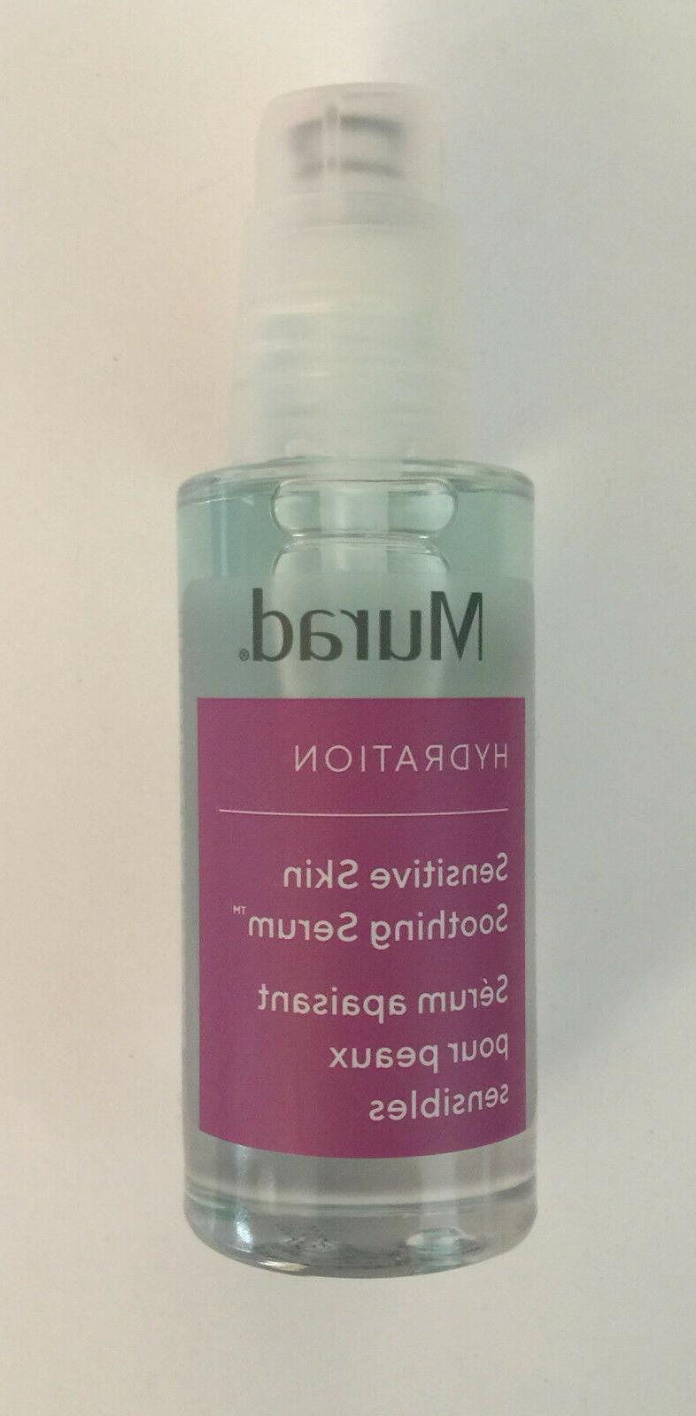 sensitive skin soothing serum 1 0oz hydration