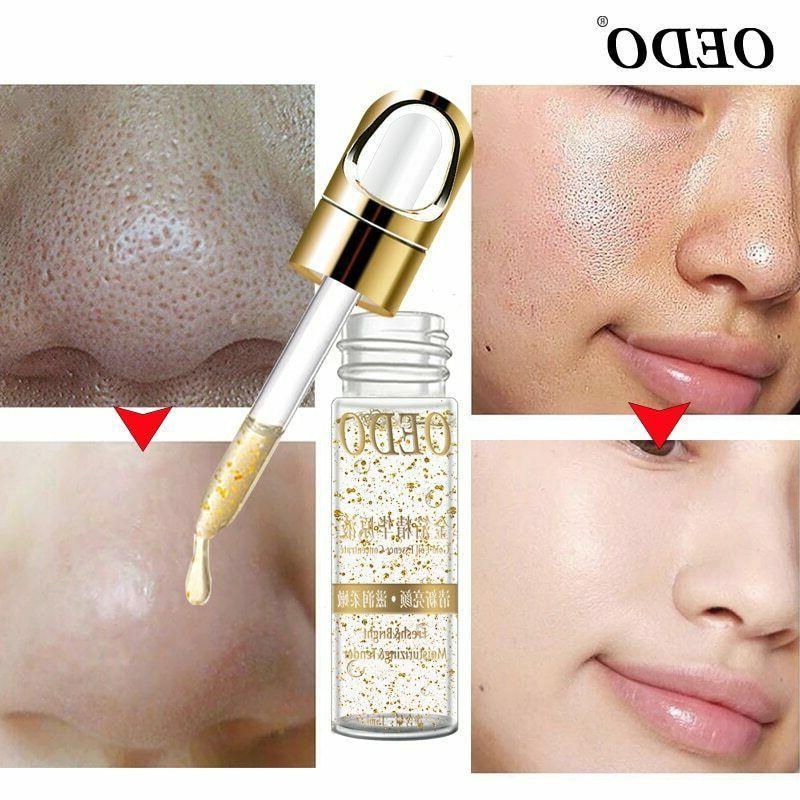 Shrink Acid liquid Moisturizing Face Serum Whitening
