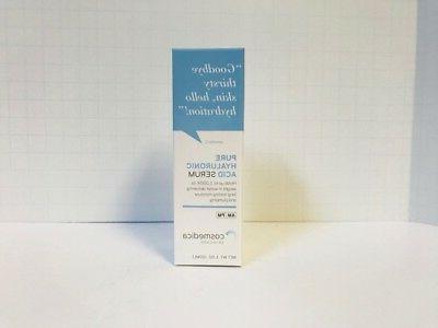 skincare pure hyaluronic acid serum 1oz