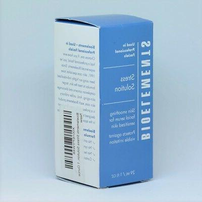 Bioelements Stress Serum, Sensitive Skin 29 ml oz
