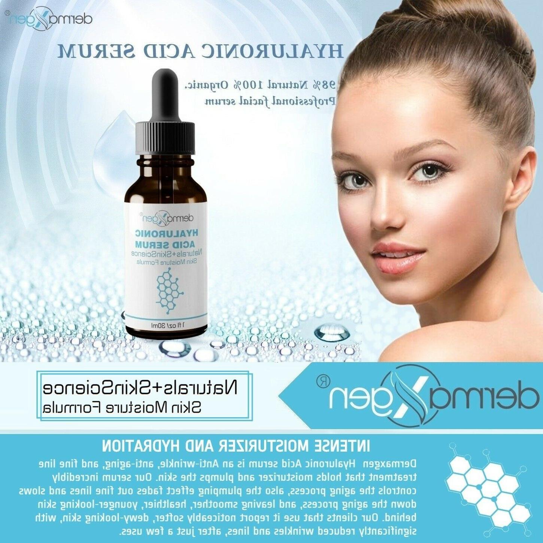 dermaXgen® 100% Acid Serum Anti Intense Anti Wrinkle Serum