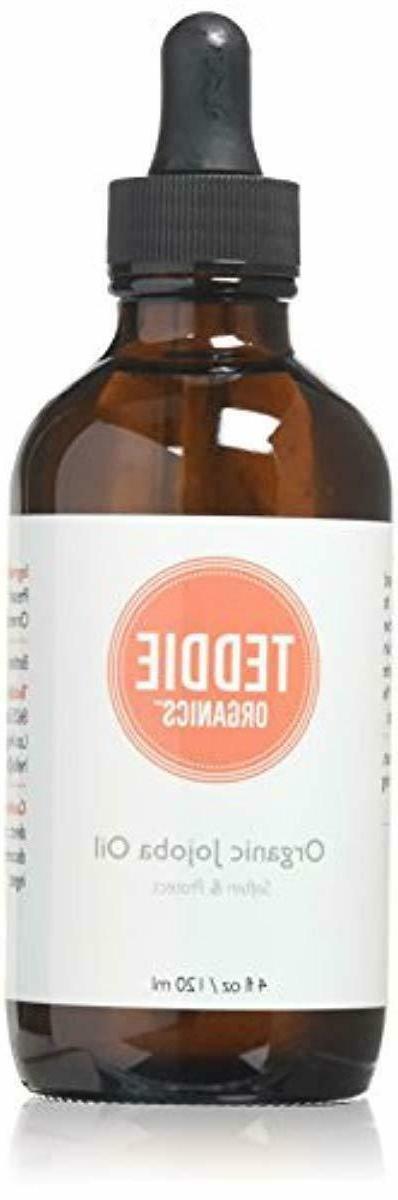 Teddie Organics Oil 100% Cold 4