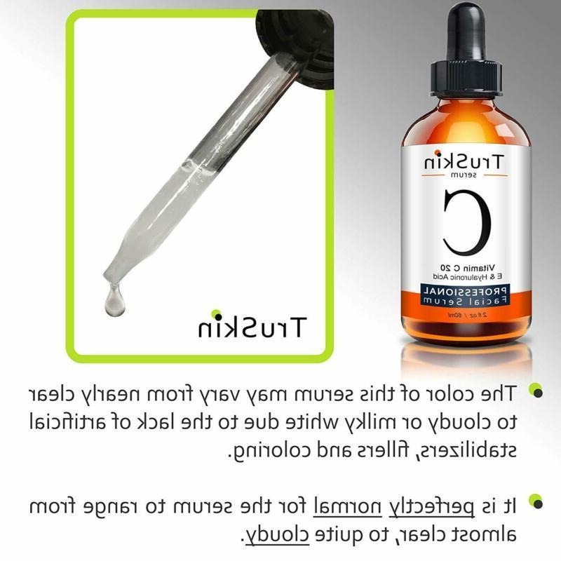 Truskin Vitamin Serum For Serum With Hyaluronic Vi