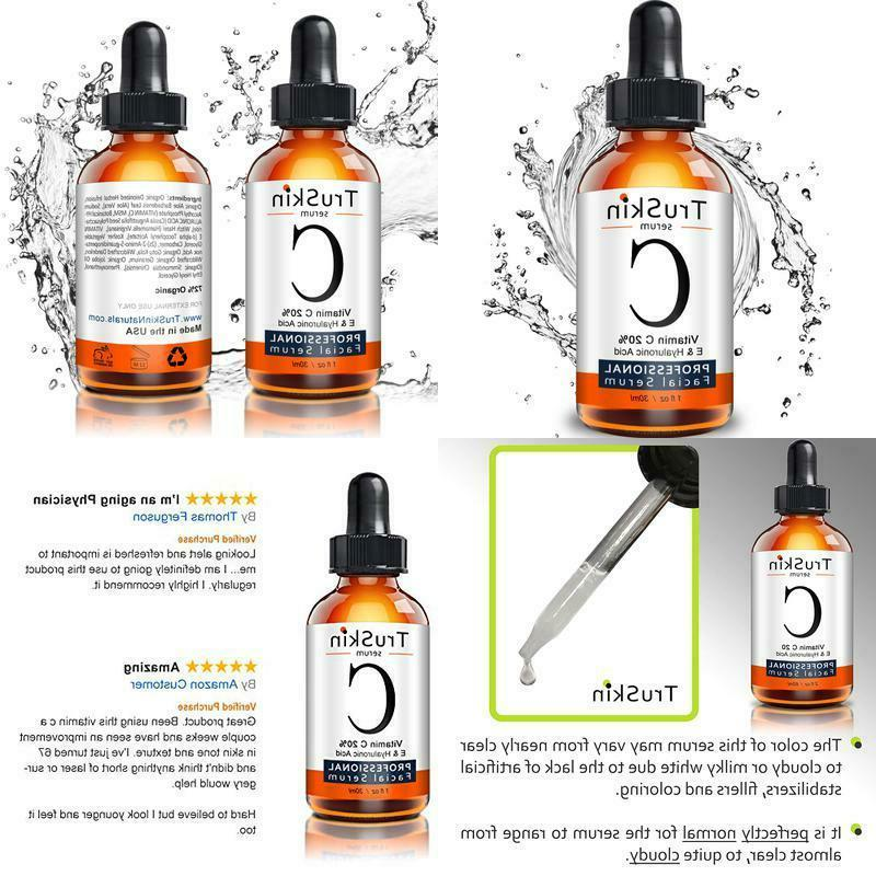 truskin vitamin c serum for face topical