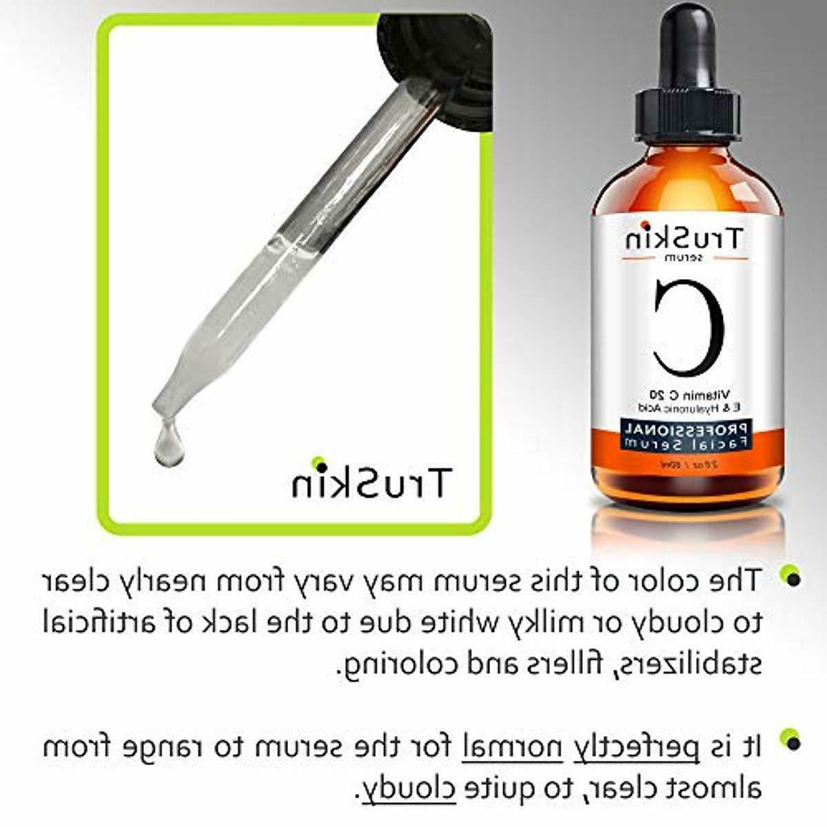TRUSKIN Naturals C Serum 1 FL SHIPPING!