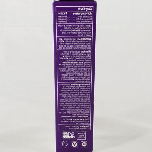 Andalou Naturals Ultra Daily SPF 2.7oz EXP:04/19
