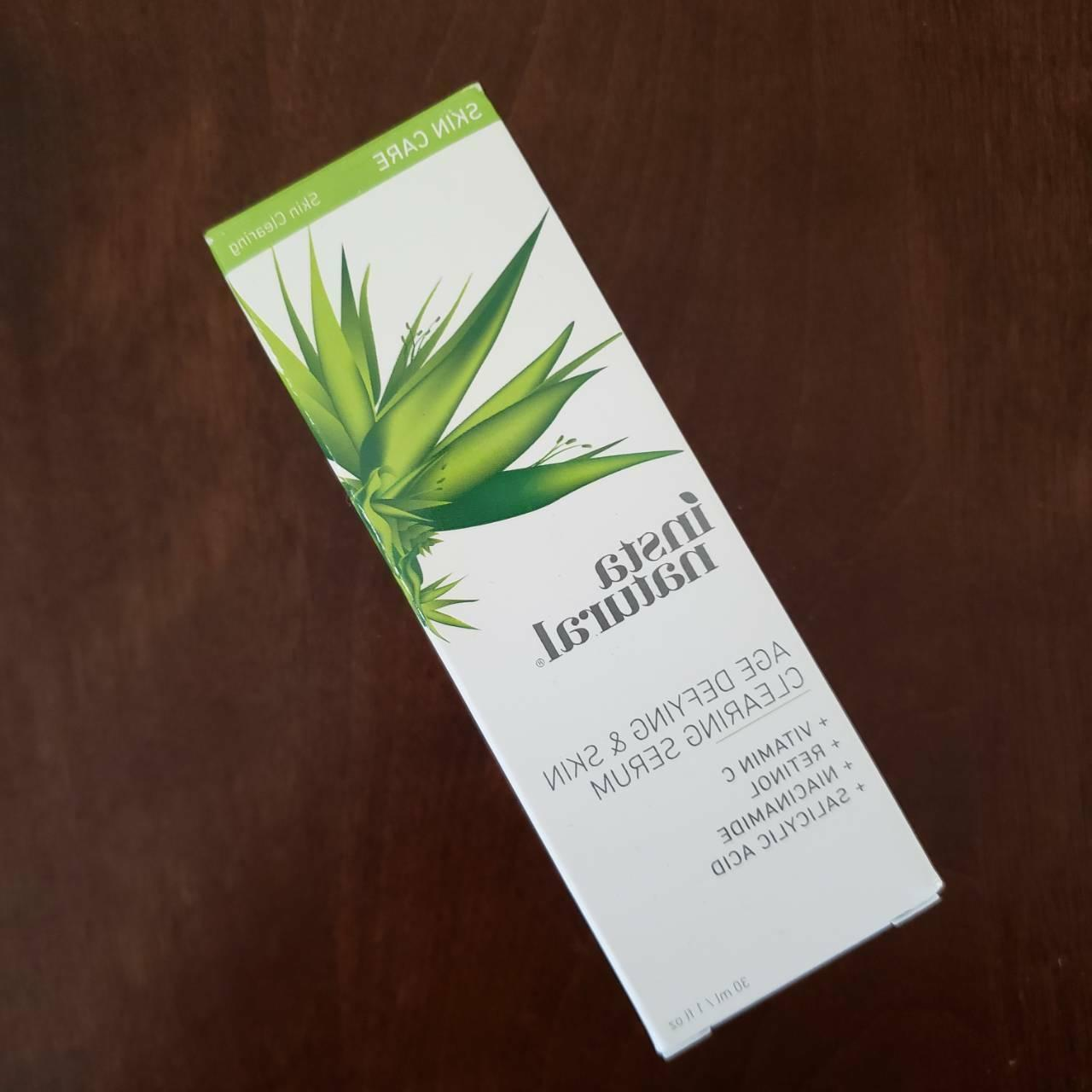 InstaNatural Aging - Wrinkle NEW