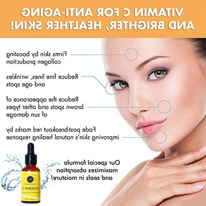 Vitamin C Organic for Face and Treatment US