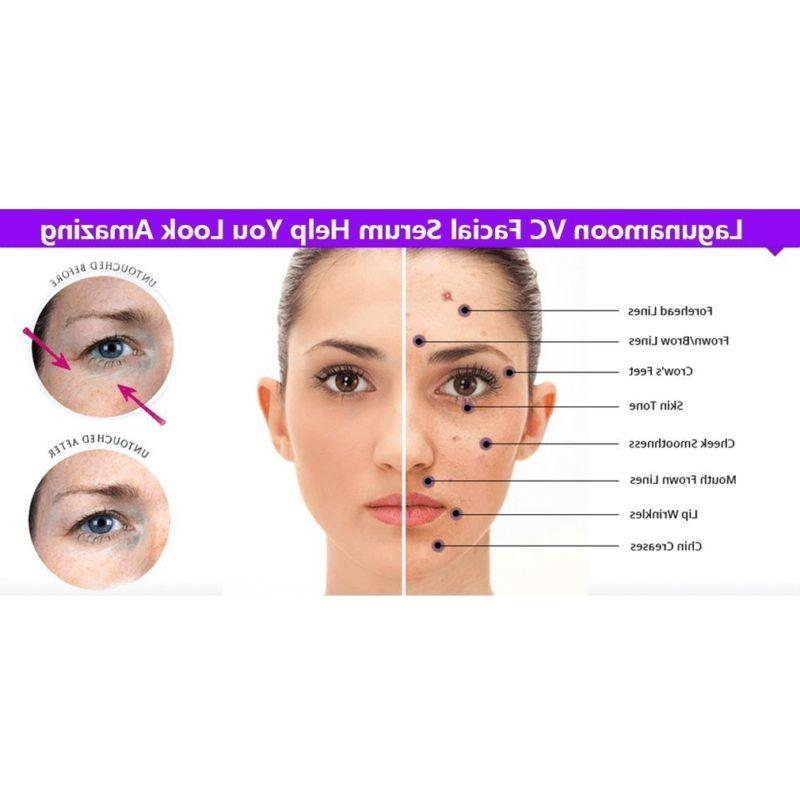 Vitamin Organic Anti Aging for Face Treatment