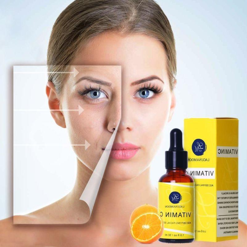 Vitamin for Face Eye Treatment