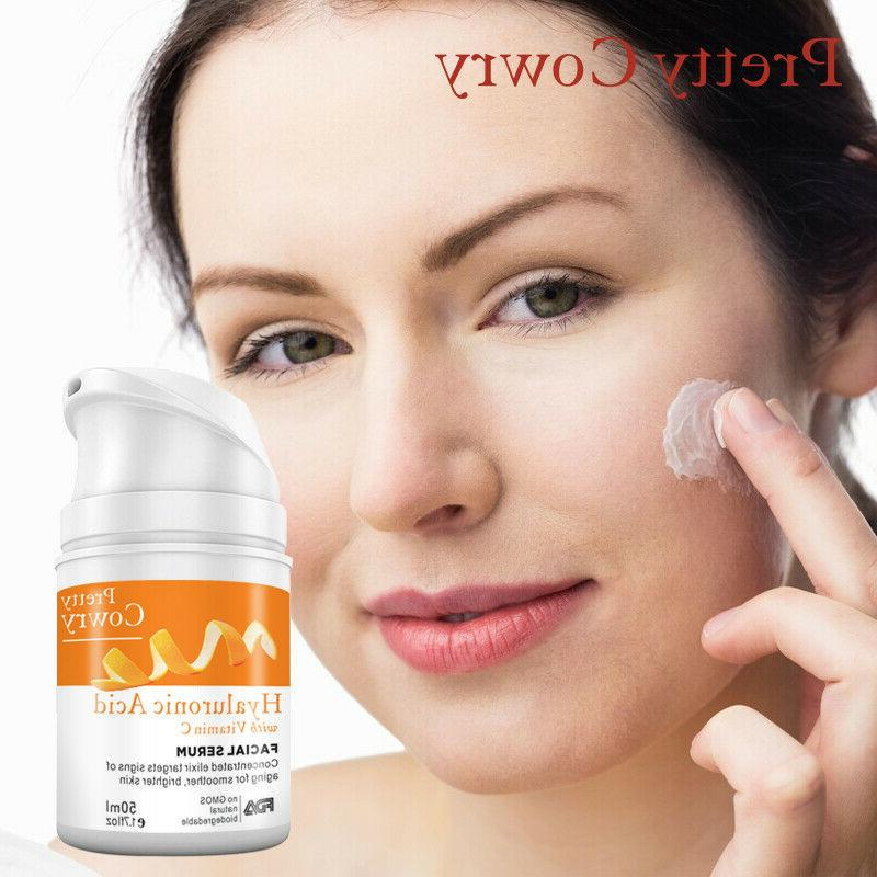 Vitamin C Hyaluronic Serum Facial