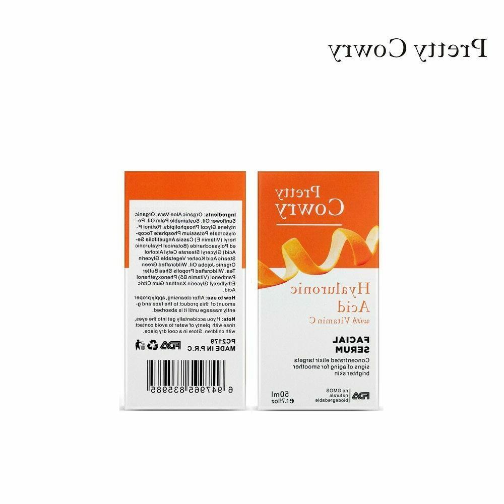 Vitamin C Hyaluronic Acid Liquid Serum