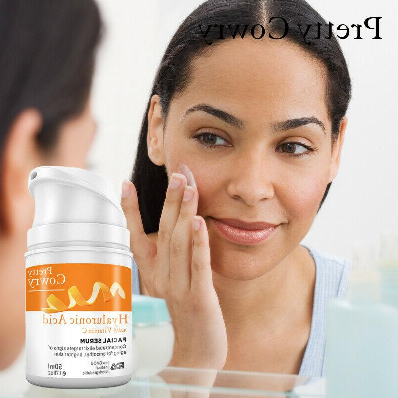 Vitamin C Hyaluronic Liquid Serum