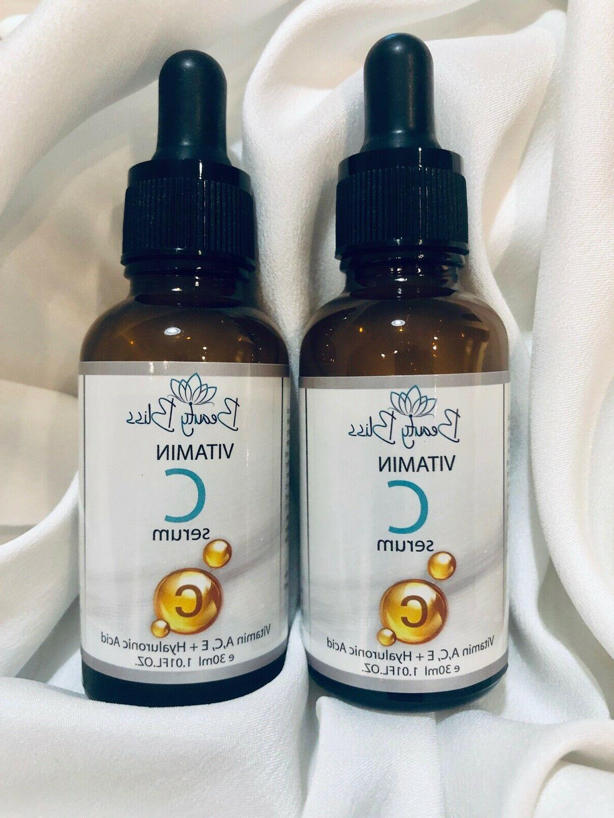 vitamin c serum for face hyaluronic acid