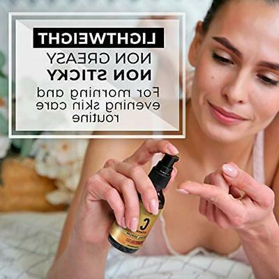 Vitamin C Face Topical Serum with Hyaluronic Acid