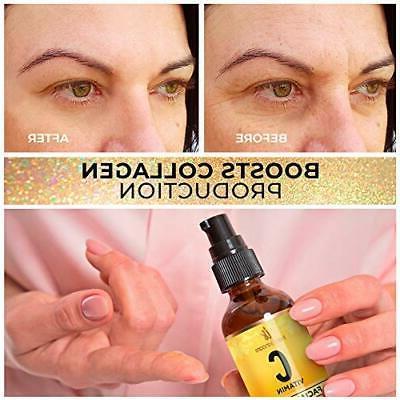 Vitamin C for Face Facial Serum