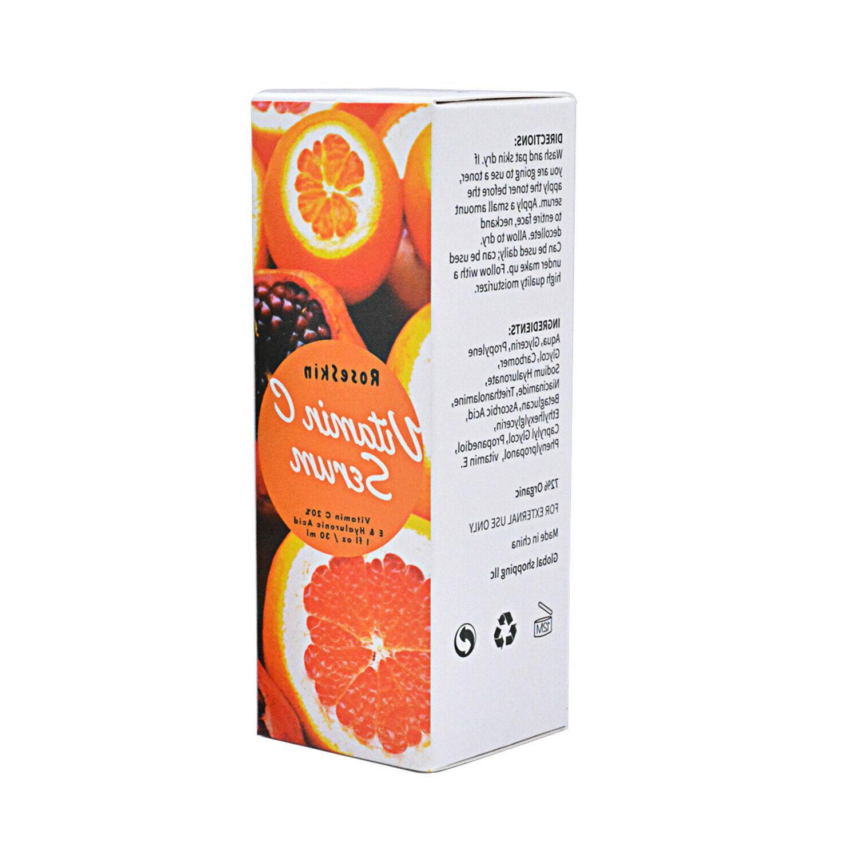 Vitamin C RoseSkin W/