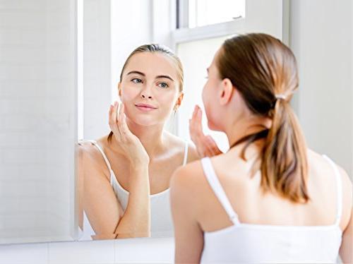 InstaNatural Vitamin C Facial Toner - Aging Face Spray Hazel & Calming for Sensitive, Dry for Serums - oz