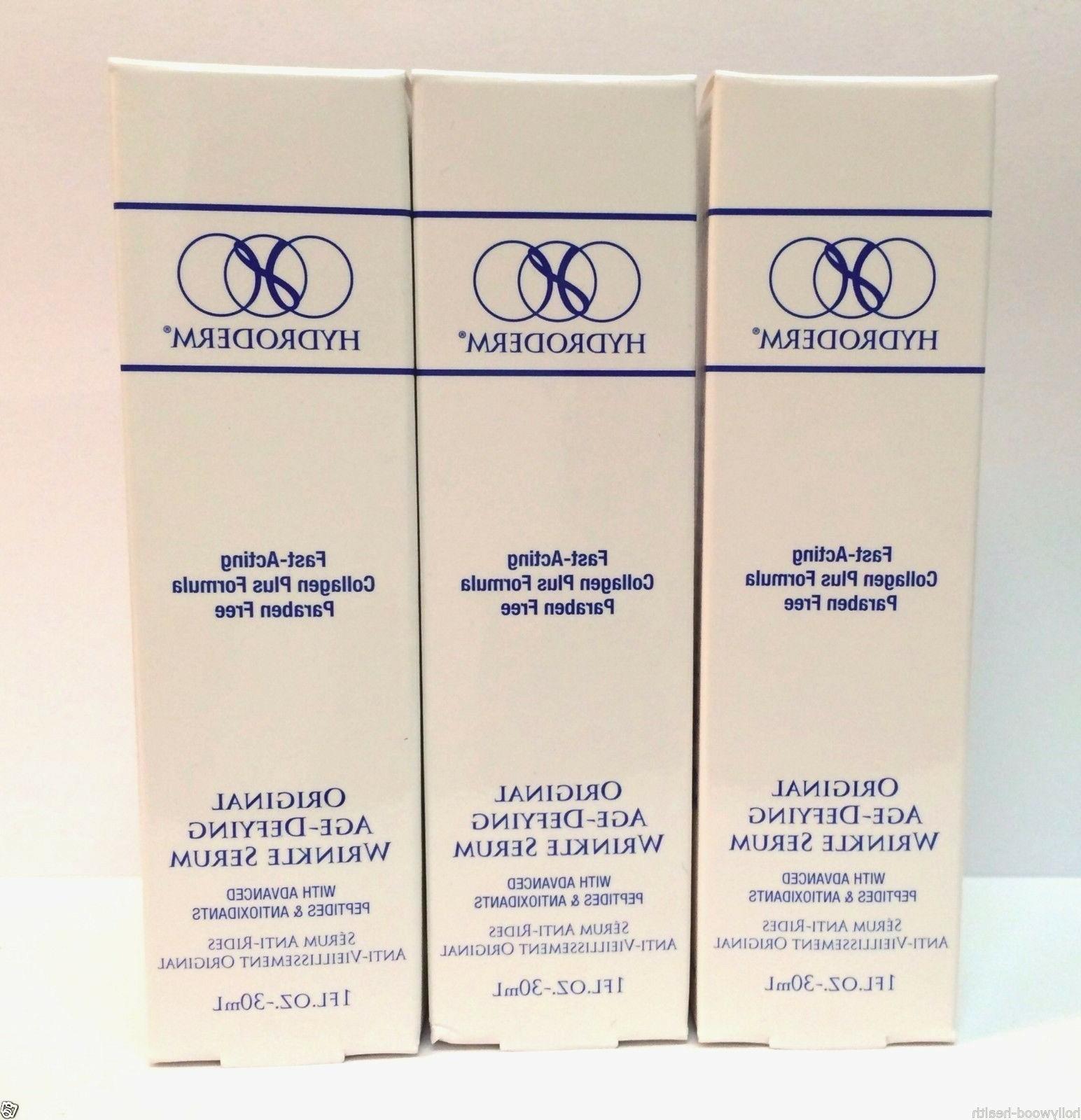 wrinkle reducer anti aging collagen serum 3