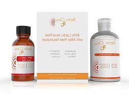 Lactic Acid 80% Gel Peel Including After Peel Neutralizer Fa