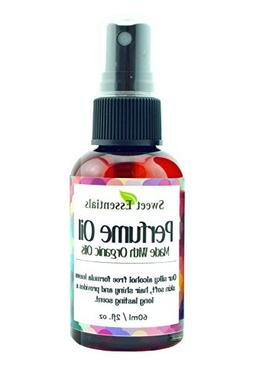 Lemon Drop Vanilla | Fragrance / Perfume Oil | 2oz Made with
