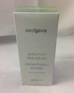Evagloss Lightening Serum Kojic Acid Natural Skincare Face B