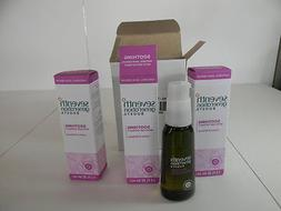 LOT  SEVENTH GENERATION BOOTS SOOTHING SKIN SERUM CALM & REL