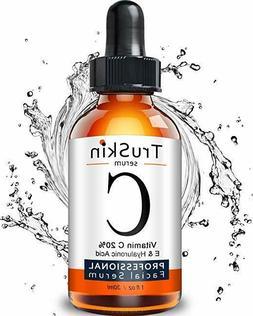 TruSkin Naturals Vitamin C Serum Face Serum 1 fl oz  FAST!