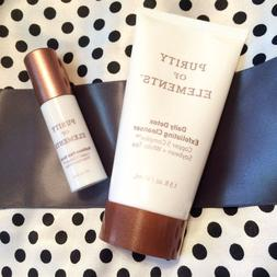 NEW Duo Purity Of Elements Radiance Face SERUM +Daily Detox