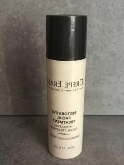 NEW CREPE ERASE RESTORATIVE FACIAL FACE SERUM TREATMENT FULL