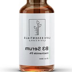 Niacinamide 5% Vitamin B3 Serum - Best Anti Aging Face Cream