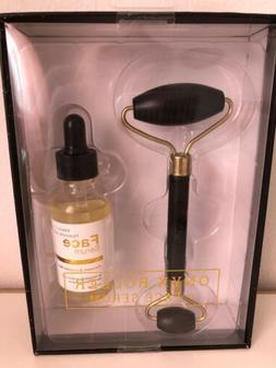 Onyx Roller Kit with Face Serum – Skin Therapy Set Include