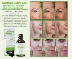 dermaXgen® PURE RETINOL 2.5% + HYALURONIC ACID + ALOE VERA-