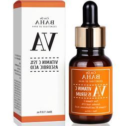 Facial Serum Pure Vitamin C 15% Ascorbic Acid Anti Wrinkles