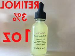 retinol 3 percent 1oz clinical strength organic