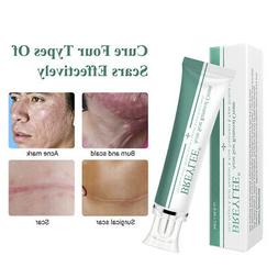 Scar Gel Cream Serum Face Skin Burns Repair Bruises Stretch