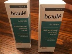 sensitive skin soothing serum set of two