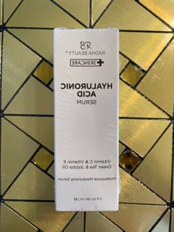 skincare hyaluronic acid serum vitamin c